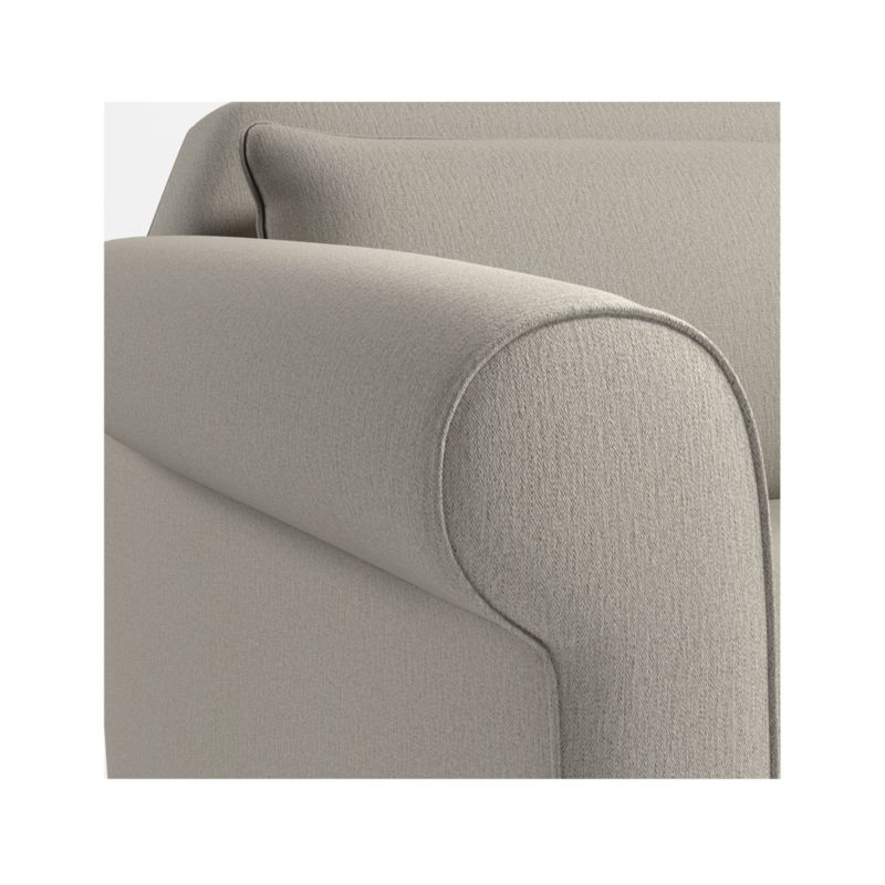 Hayward 2-Piece Rolled Arm Sectional