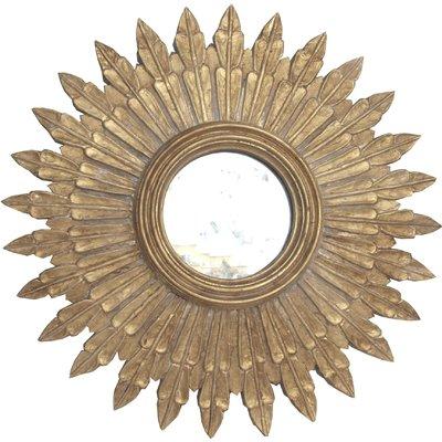 Small Starburst Accent Mirror Wayfair