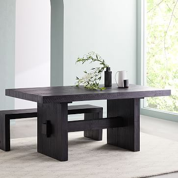 """Emmerson Dining Table 72"""", Chestnut Pine"""