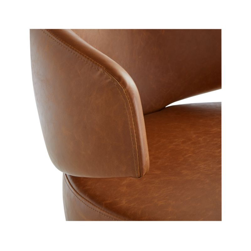 Lincoln Round Office Chair