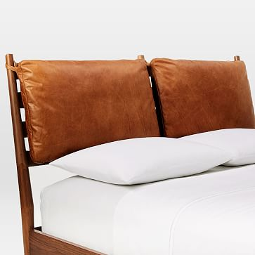 Arne Bed+ Leather Cushion