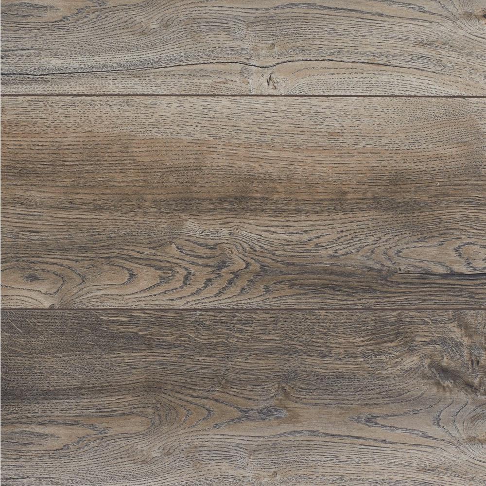 Home Decorators Collection Winterton Oak Laminate Flooring - 5 in. x 7 in. Take Home Sample, Medium