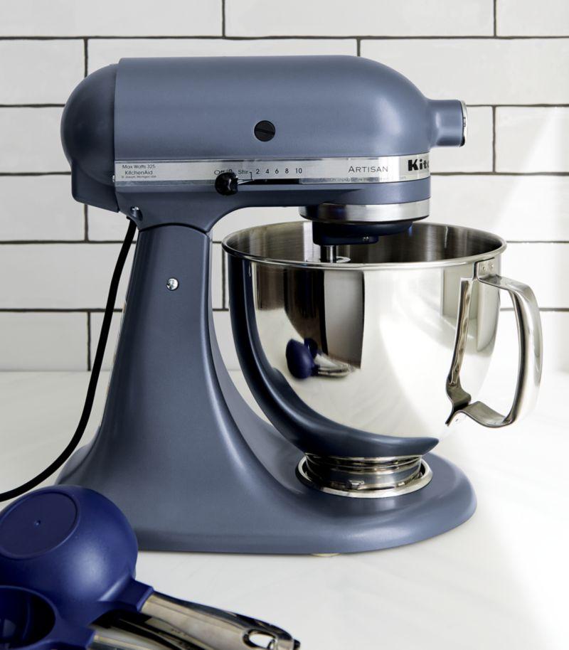 KitchenAid ® Artisan Steel Blue Stand Mixer