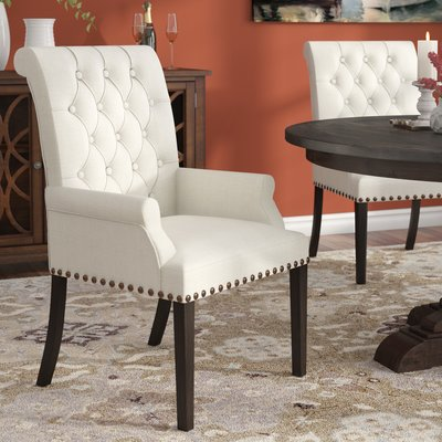 Bumgardner Upholstered Dining Chair Wayfair