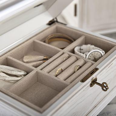 Heirloom Jewelry Box, Tower