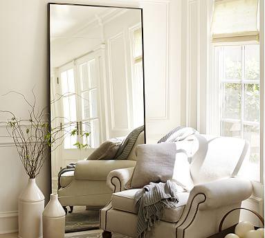 """Berke Oversized Floor Mirror, 36"""" x 78"""""""