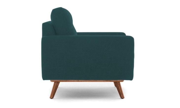 Blue Hopson Mid Century Modern Apartment Chair - Cody Pacific - Medium