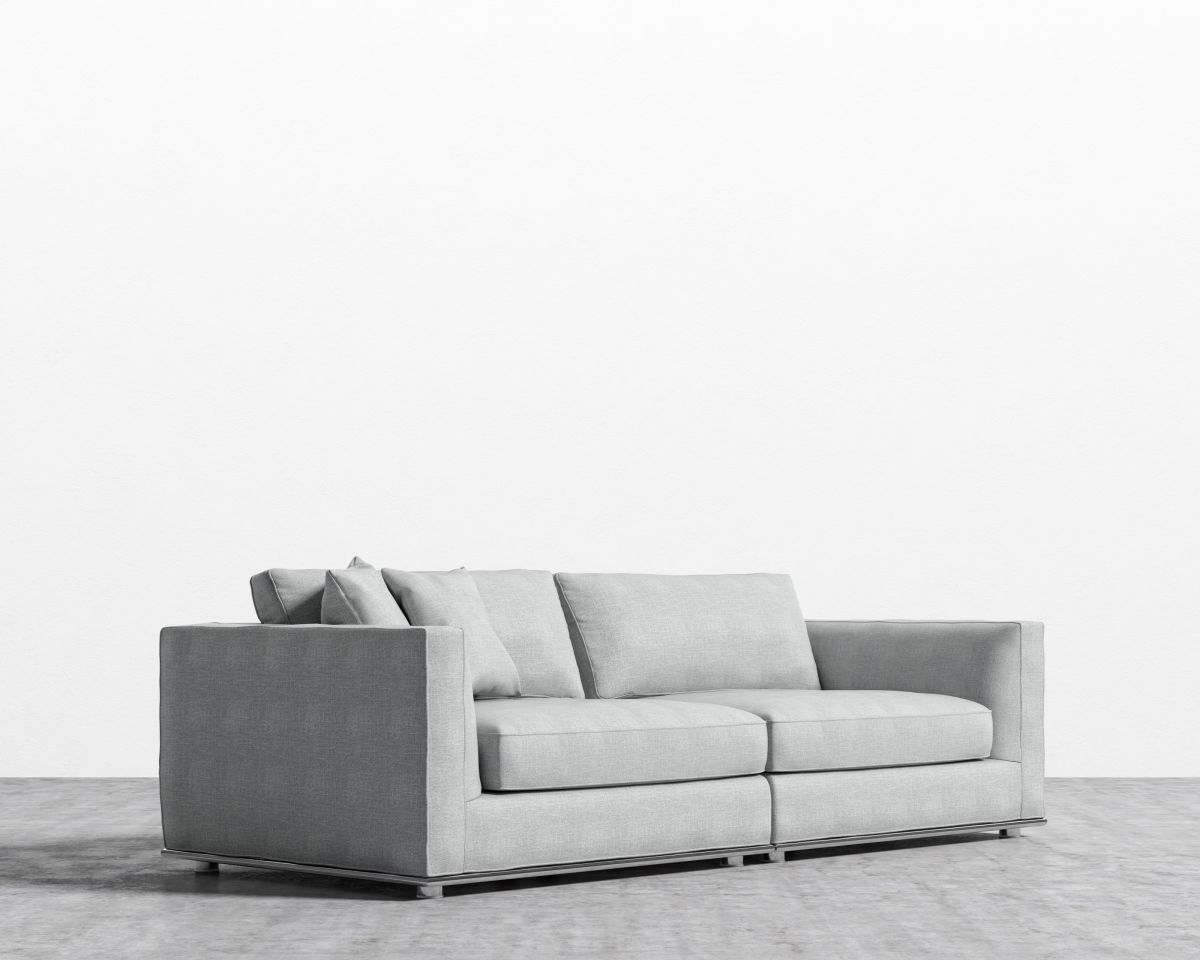Milo Sofa - Arctic Grey
