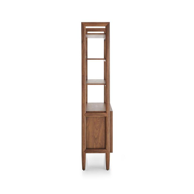 Tate Bookcase Cabinet