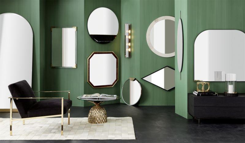 """Gloss Floor Mirror 39""""x79"""" RESTOCK mid July 2021"""
