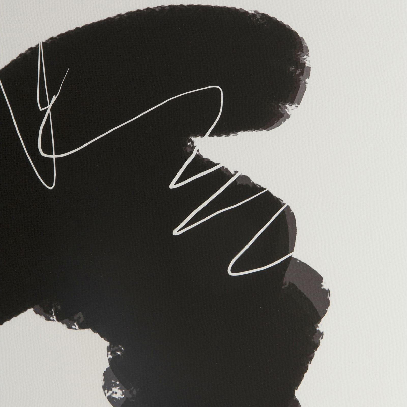 Resource Decor Ink Modern Ink Block Giclee Triptych