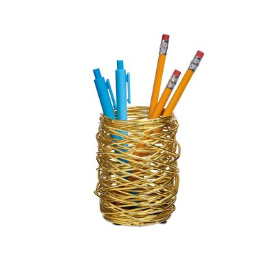 WoundUp Pencil Cup