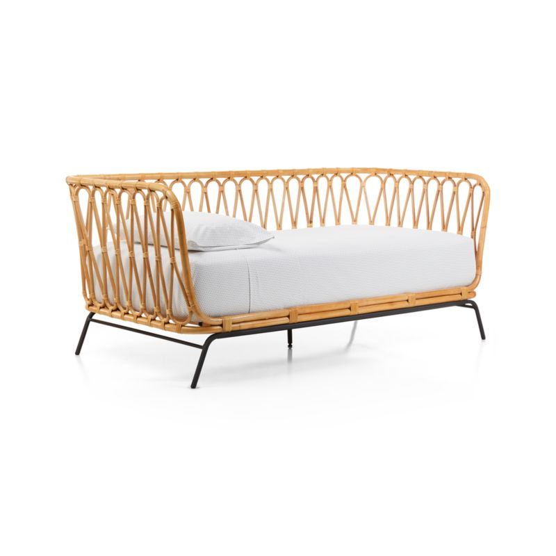 Rattan Twin Daybed