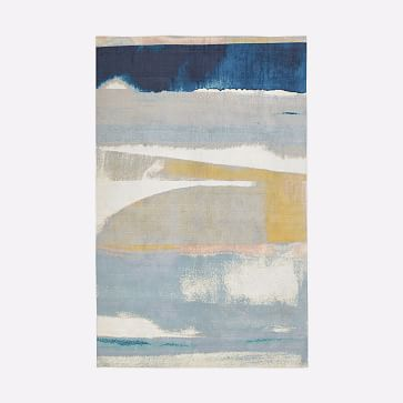 Sunkissed Landscape Rug Light Pool, 5'x8'