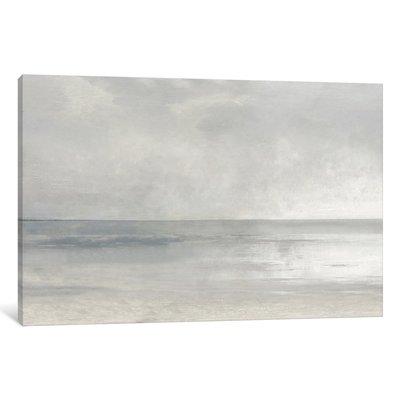 'Pastel Seascape II' Painting Print on Canvas