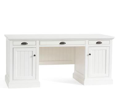 Aubrey Desk, Dutch White