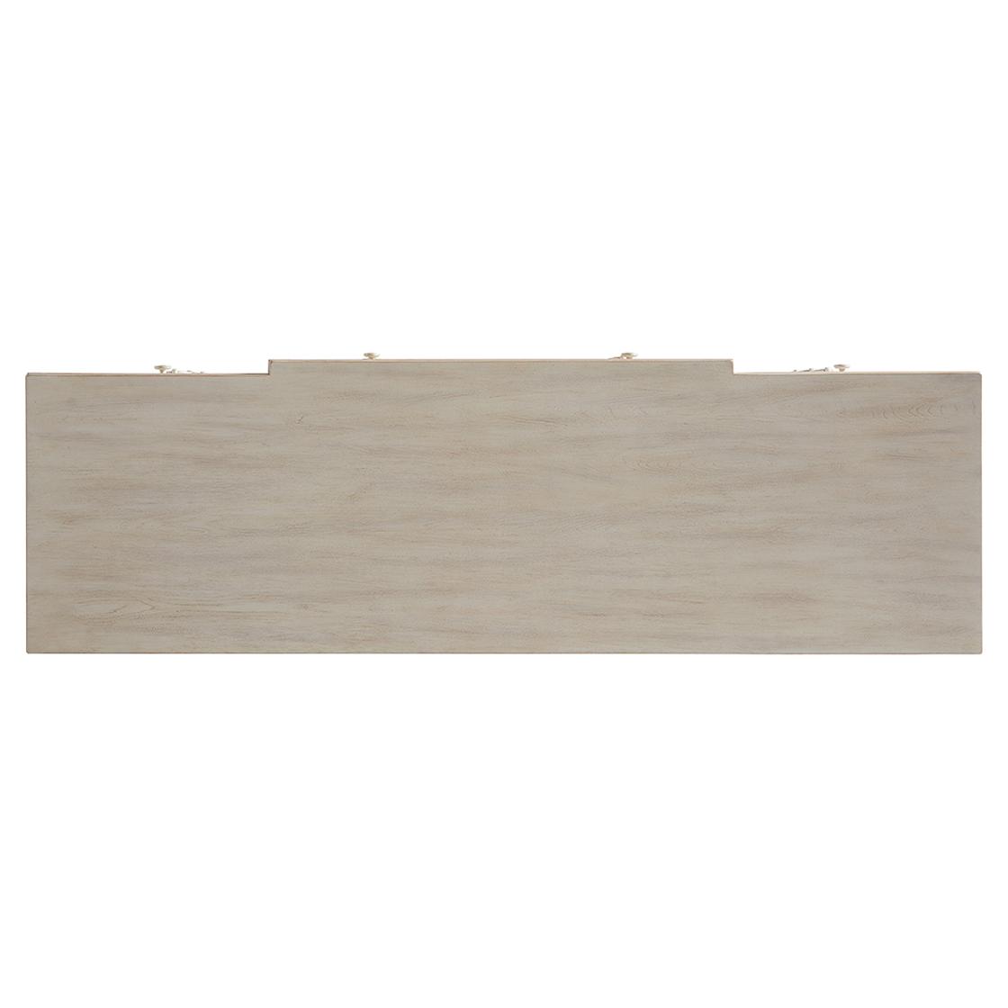 Barclay Butera Garnet Modern 12-Self Closing Drawers Whitewash Wood Dresser