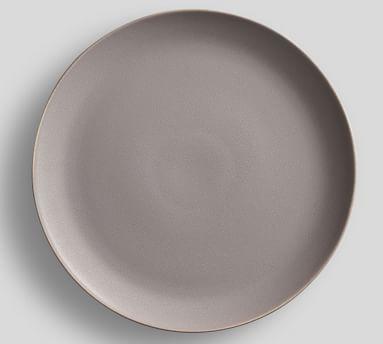 Mason Round Serving Platter - Graphite Gray