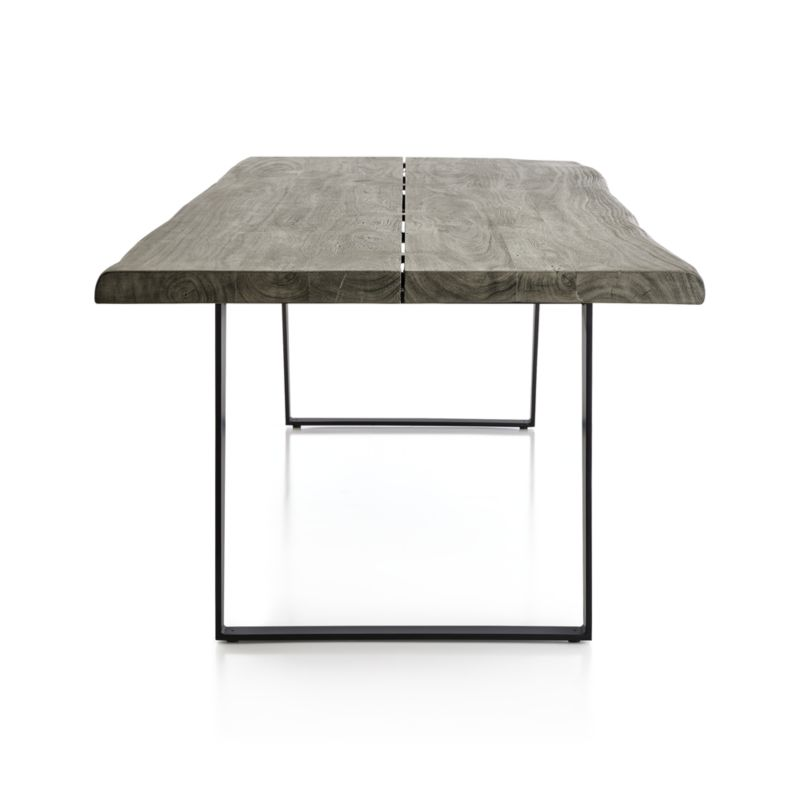 """Yukon Grey 80"""" Dining Table"""