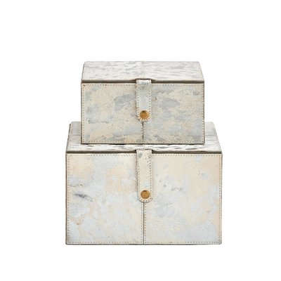 2 Piece Decorative Box Set