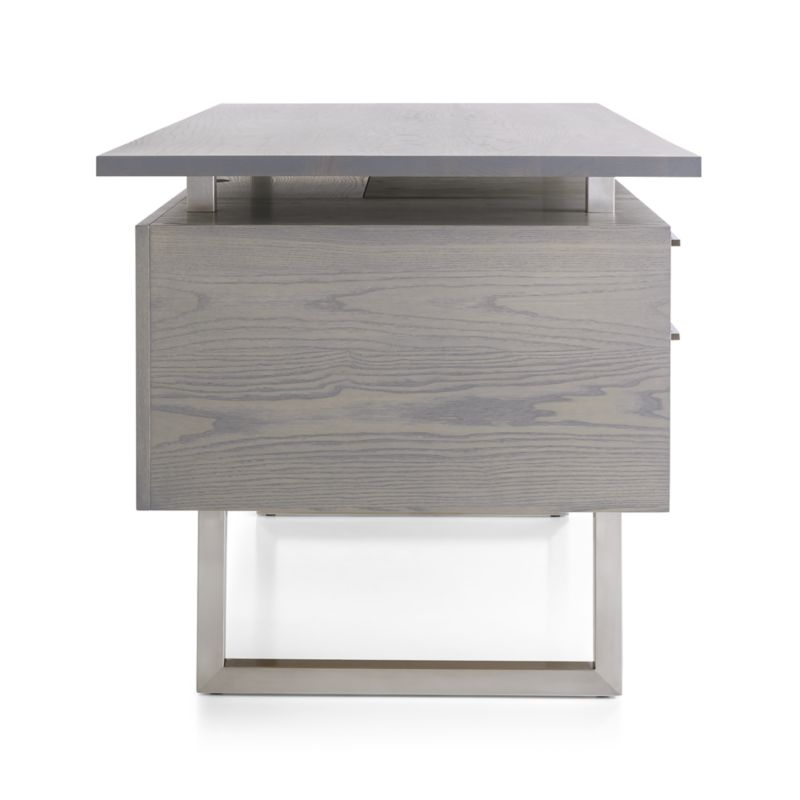 Clybourn Dove Executive Desk