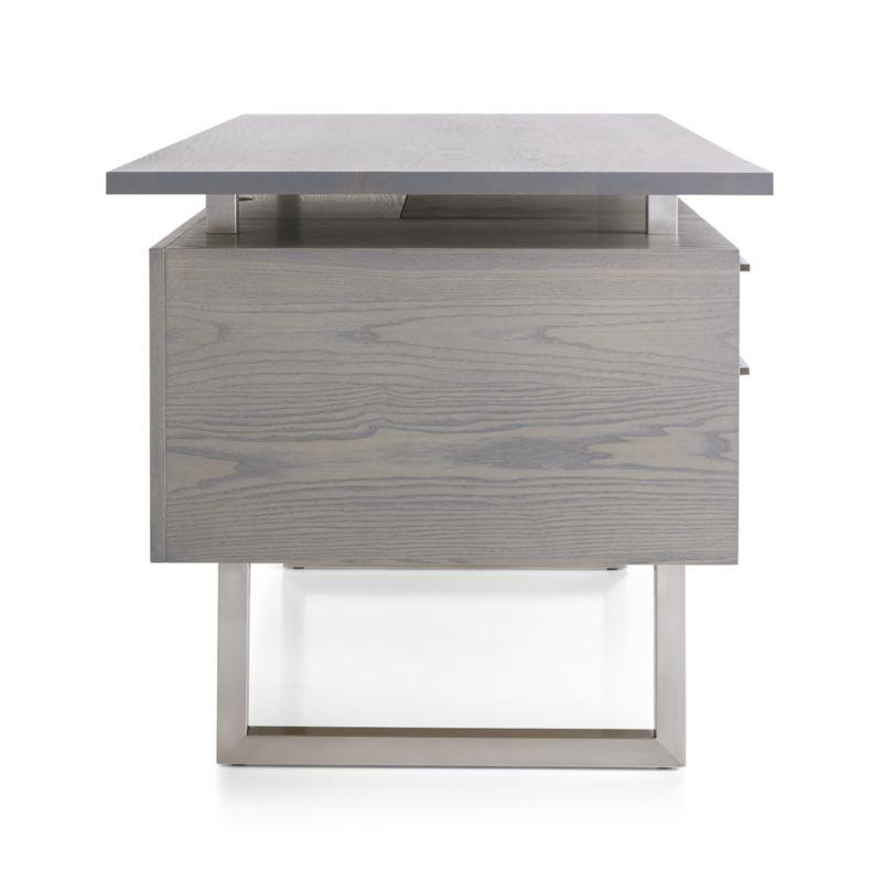 Clybourn Dove Executive Desk