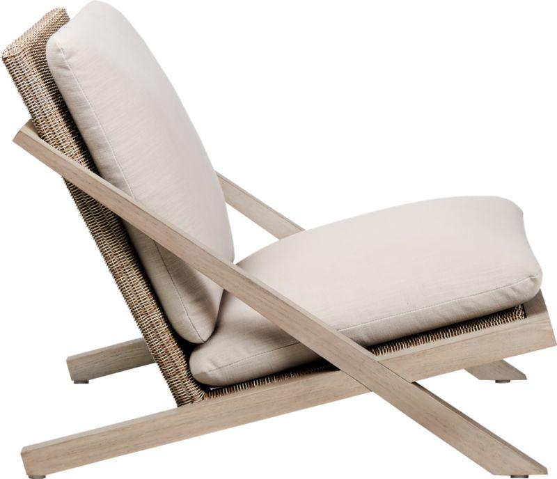 Lecco Teak Outdoor Chair