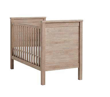 Charlie Toddler Bed Conversion Kit, Smoked Gray