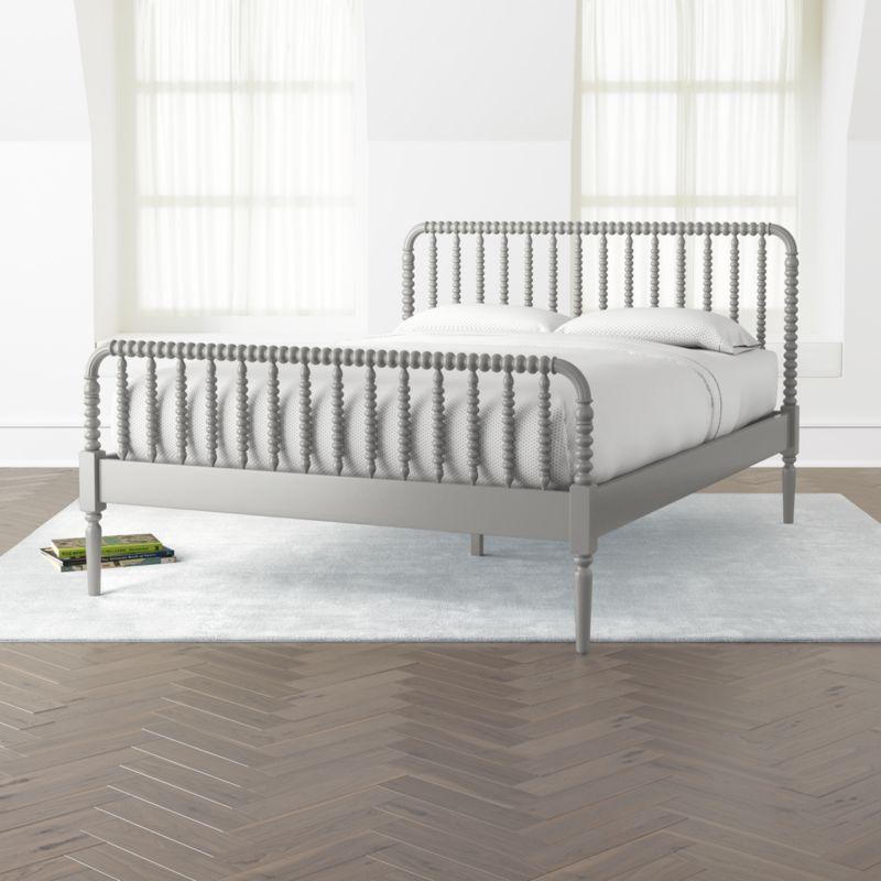 Jenny Lind Grey Full Bed