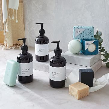 Lightwell x Water Street Hand Soap, Cashmere + Fig