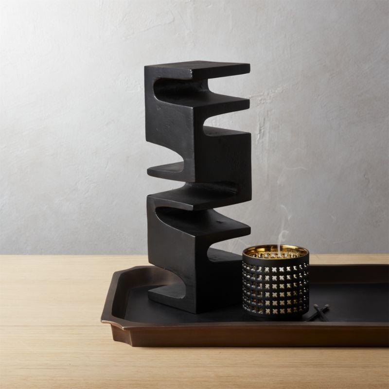 Esher Pillar Sculpture