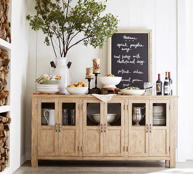 Toscana Buffet, Gray Wash