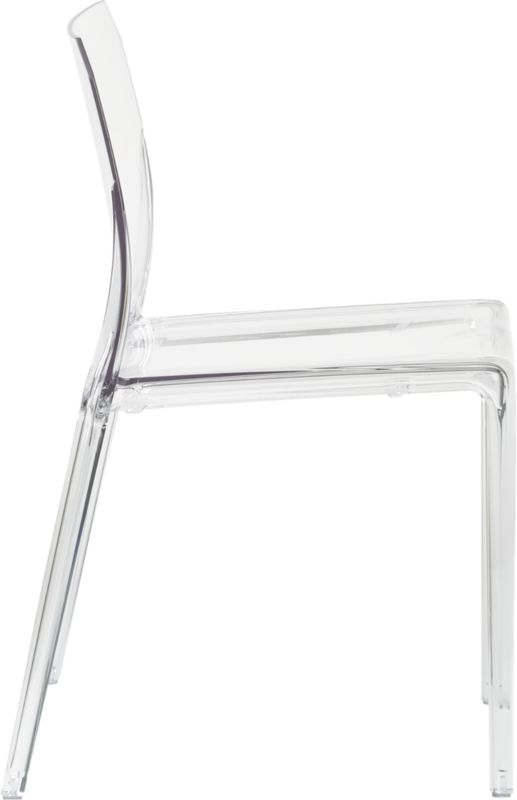 Bolla Acrylic Dining Chair