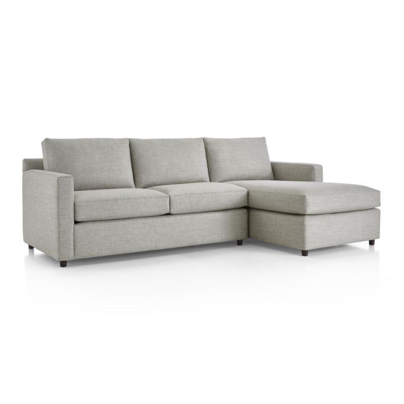 Barrett 2-Piece Right Arm Chaise Sectional