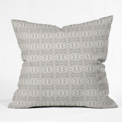 Holli Zollinger Boho Tile Throw Pillow