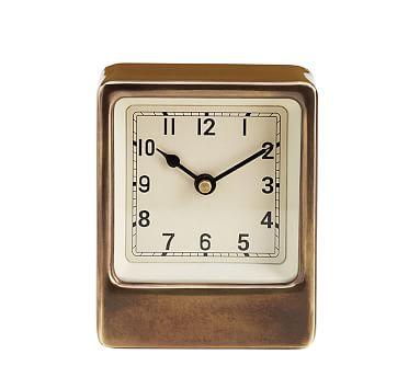Anton Desktop Clock, Small