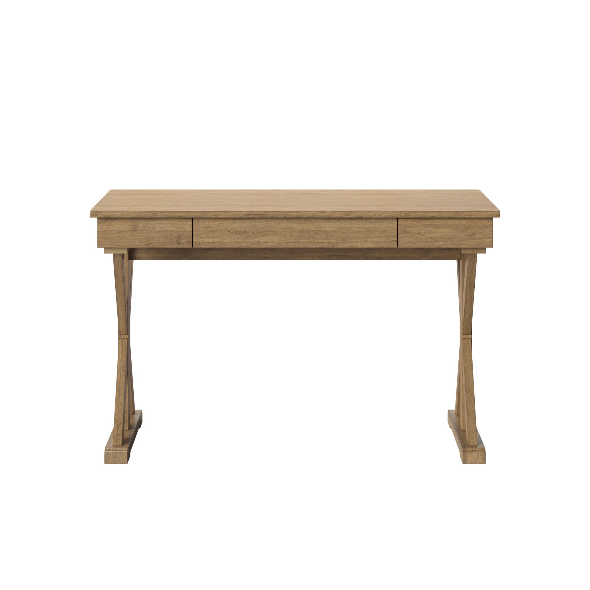 Litchfield Farmhouse Writing Desk Wheat - Threshold - Target
