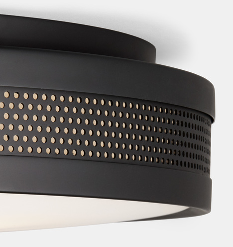 "Astor 12"" LED Flush Mount Fixture"