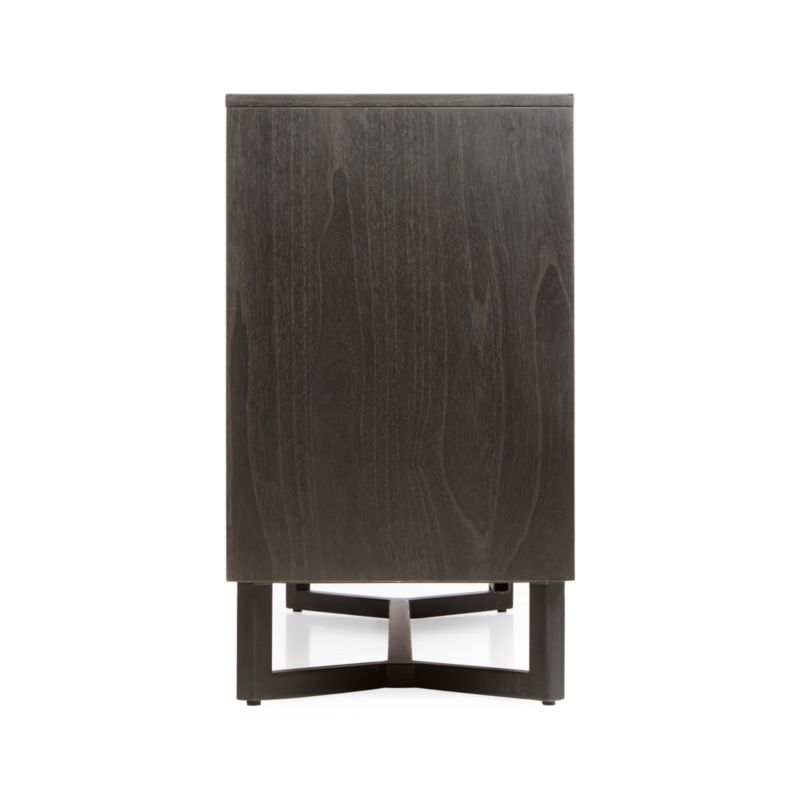 Verge Black Sideboard