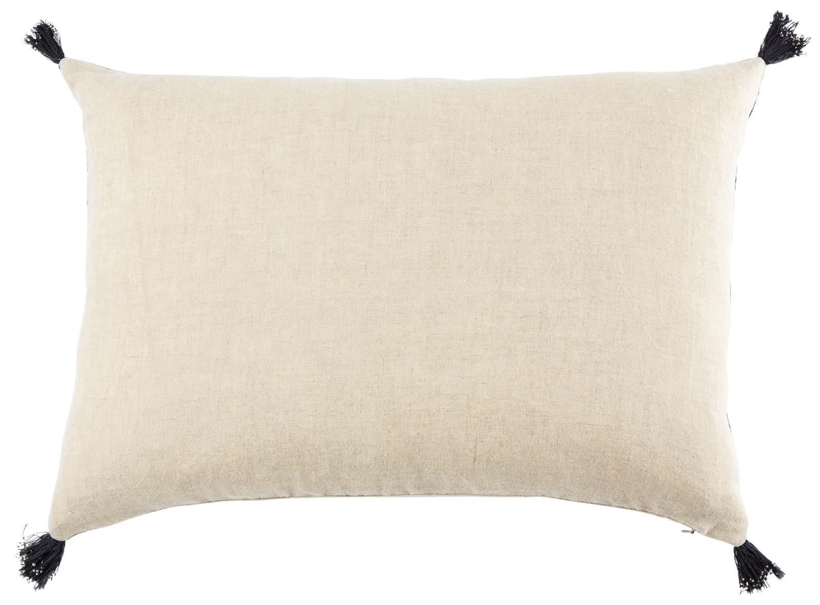 """Nki35 16""""X24"""" Pillow, Poly Fill"""