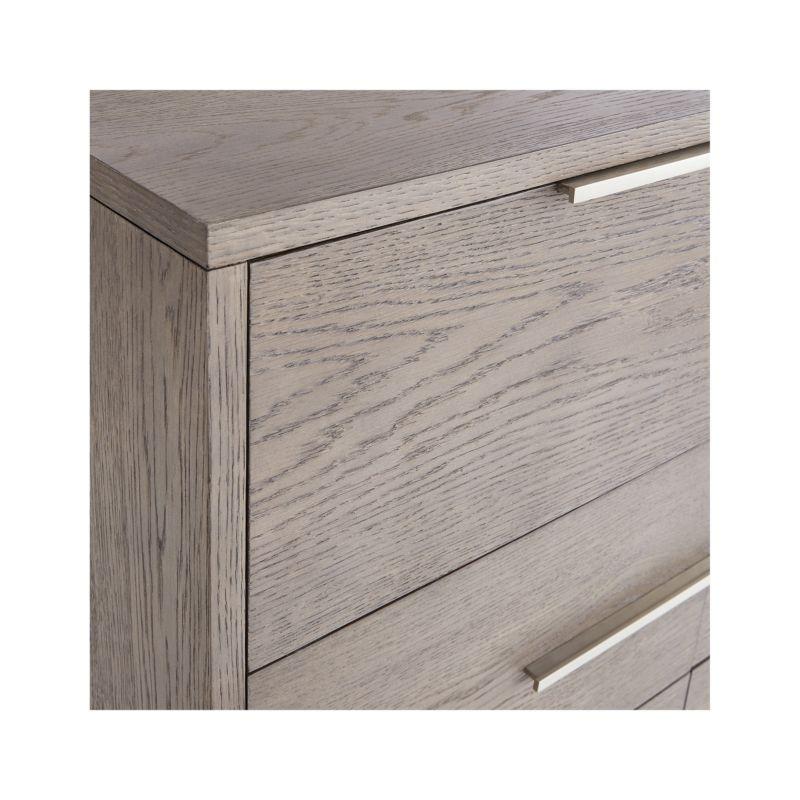 Covert Grey Secretary Desk