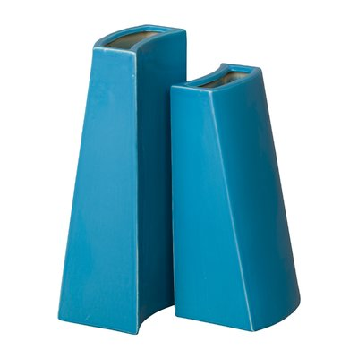 Casiano Architectural 2 Piece Table Vase Set