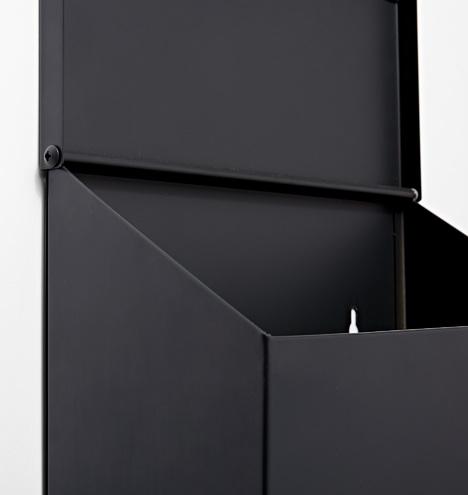 Adkinson Wall Mounted Mailbox