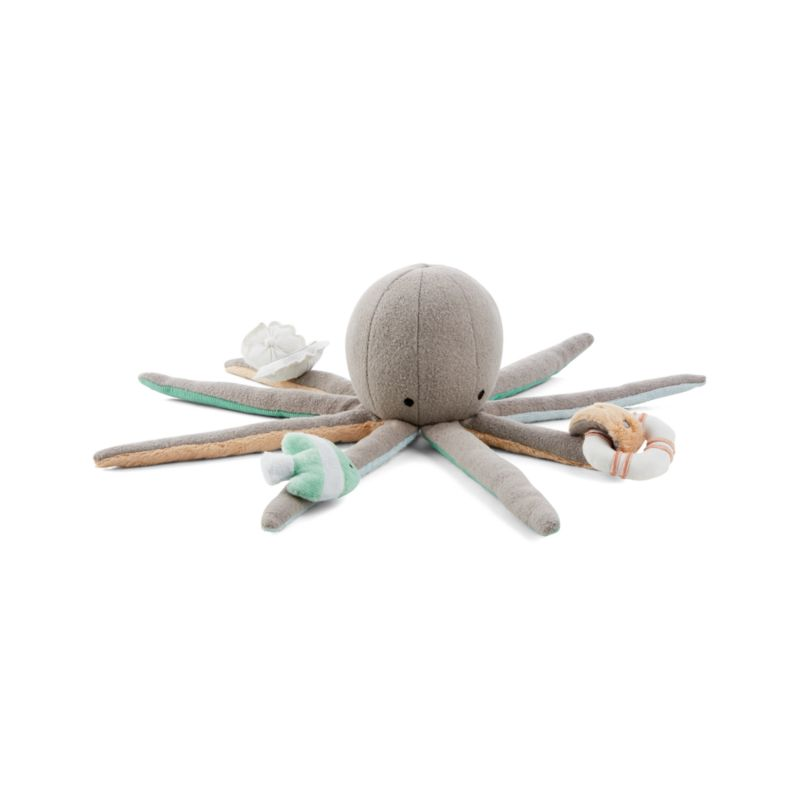 Making Waves Octopus Baby Activity Toy