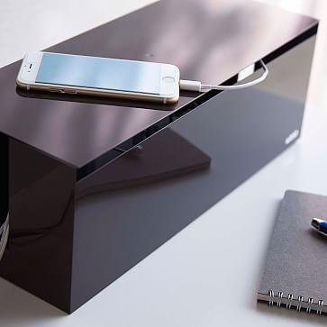 Yamazaki Home Cable Box, White