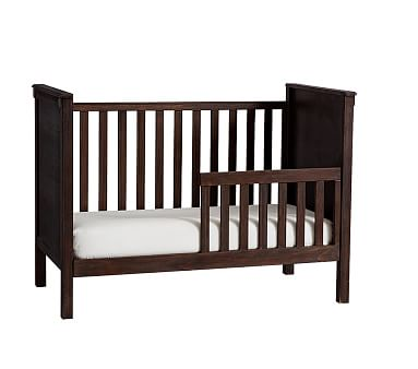 Rory Toddler Bed Conversion Kit, Weathered White