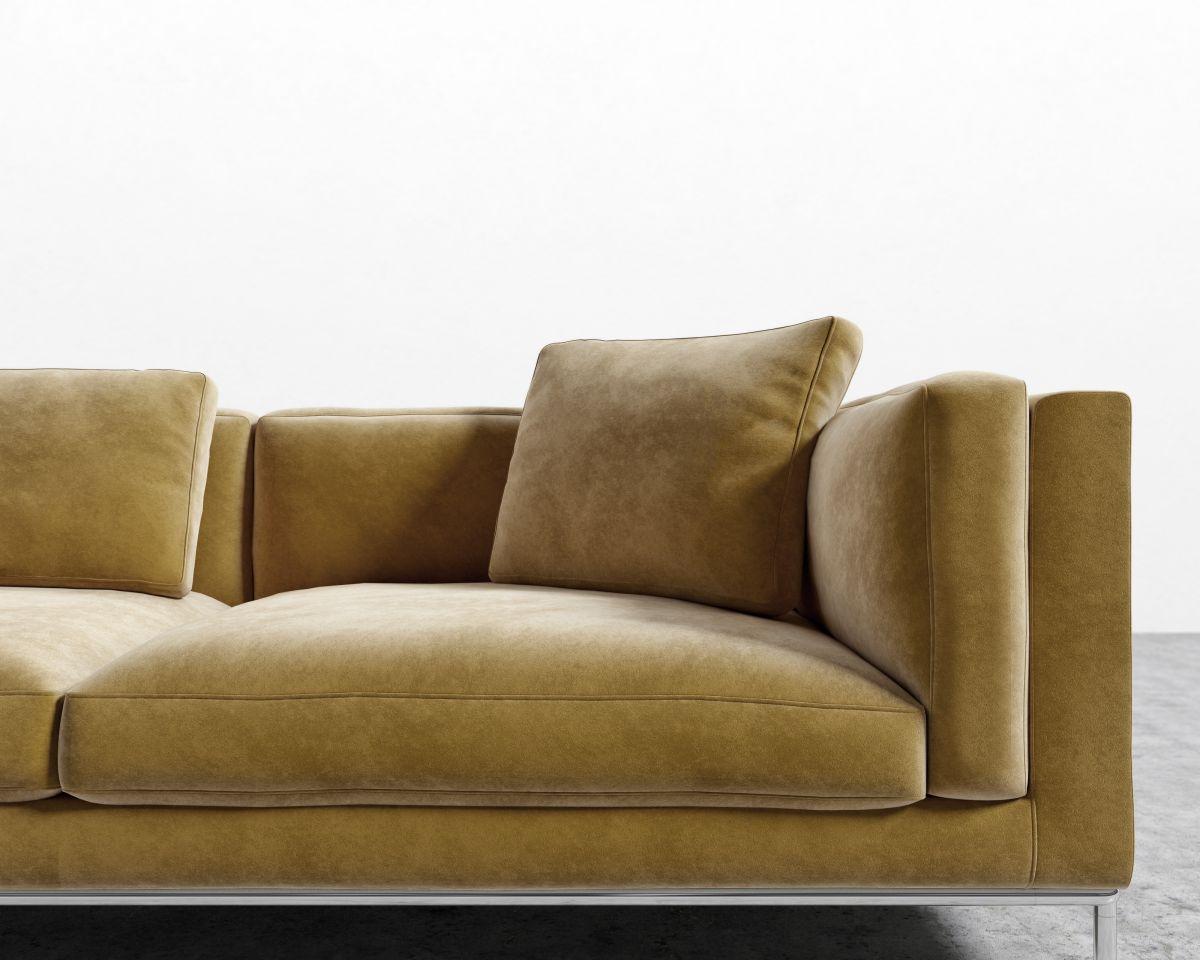 Nico Sofa - Golden Beryl