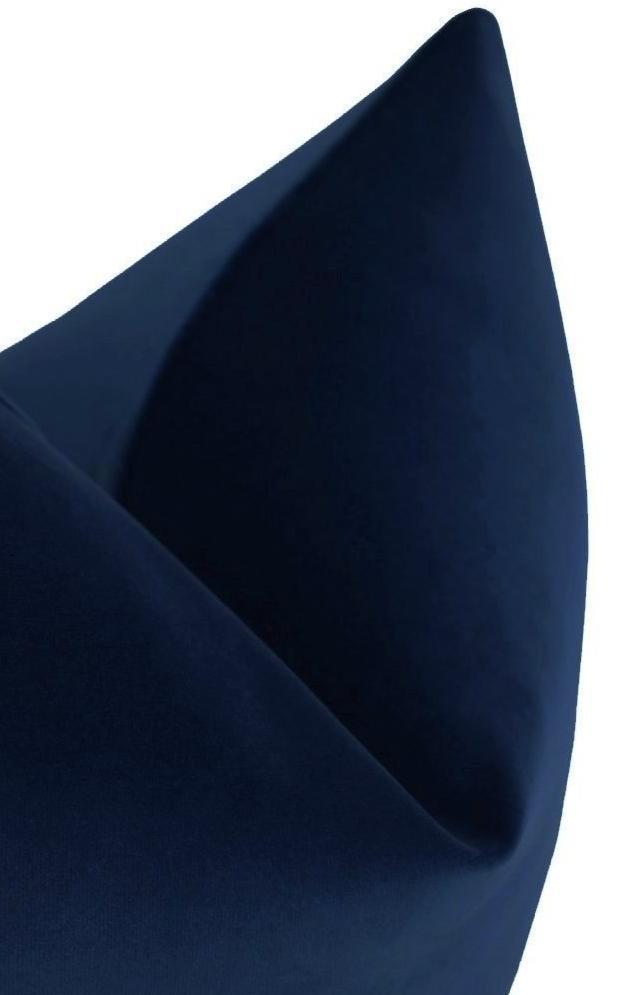 "Classic Velvet // Sapphire - 18"" X 18"""