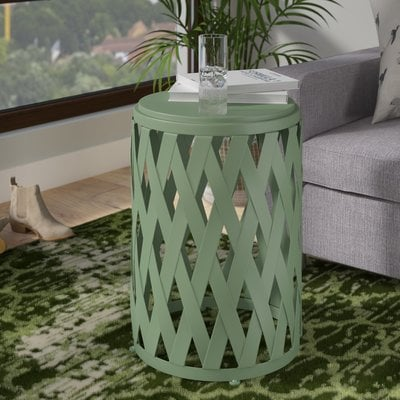 Quillen End Table Wayfair