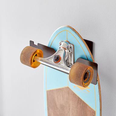 Skateboard Wall Display